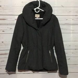 Loft puffer coat